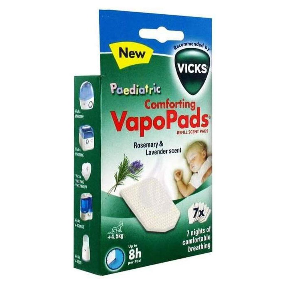 VapoPads al rosmarino e lavanda VBR7